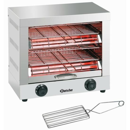 2 szintes infravörös kenyérpirító