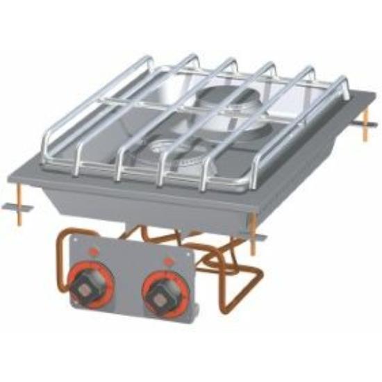 Beépíthető elektromos tűzhely