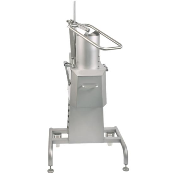 Nagy kapacitású zöldségszeletelő-gép