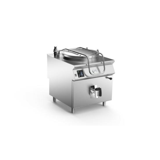 Rozsdamentes modul elektromos főzőüst