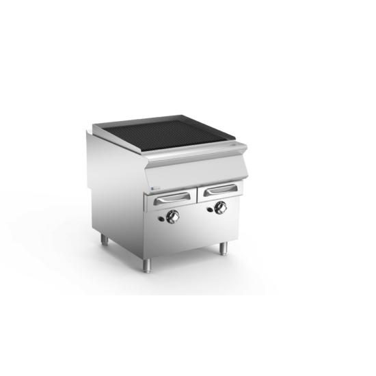 Rozsdamentes modul gázüzemű grill