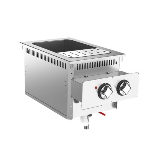 Rozsdamentes beépíthető elektromos tésztafőző