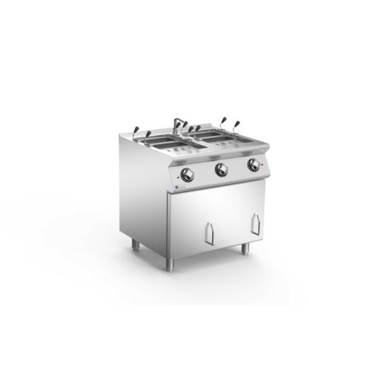 Rozsdamentes modul elektromos tésztafőző