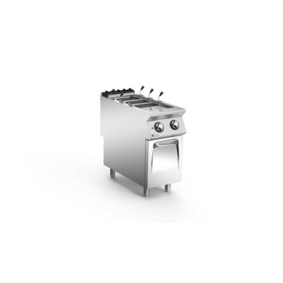Rozsdamentes modul gázüzemű tésztafőző