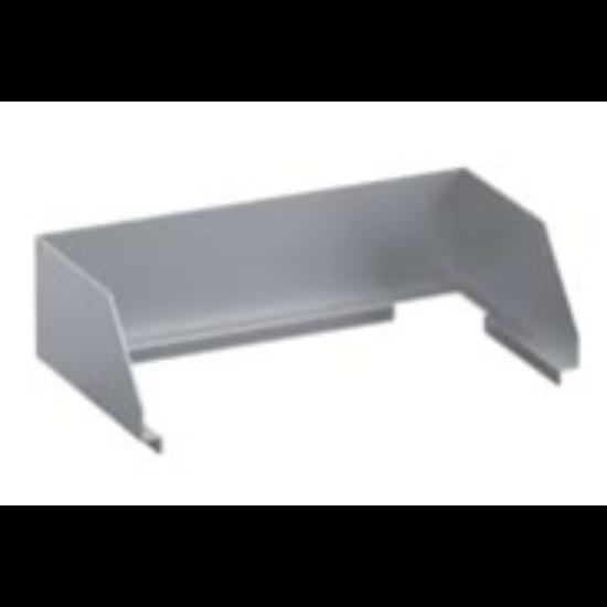Rozdamentes acél förcssenésvédő 70 cm
