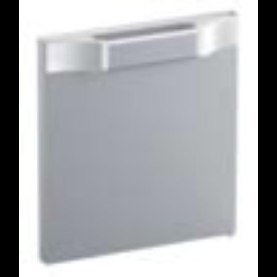 Rozsdamentes készülék ajtó elem, 2 db