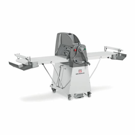 Manuális tésztanyújtó gép